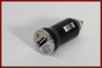 Sirulukulaitteen auto-adapteri